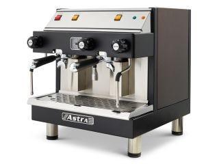 MEGA II Semi-Automatic Espresso Machine, Compact 220V