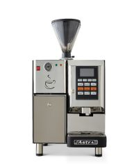 Super Automatic Espresso Machine, 1-Step Double Hopper 220V