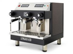 MEGA II Automatic Espresso Machine, Compact 110V
